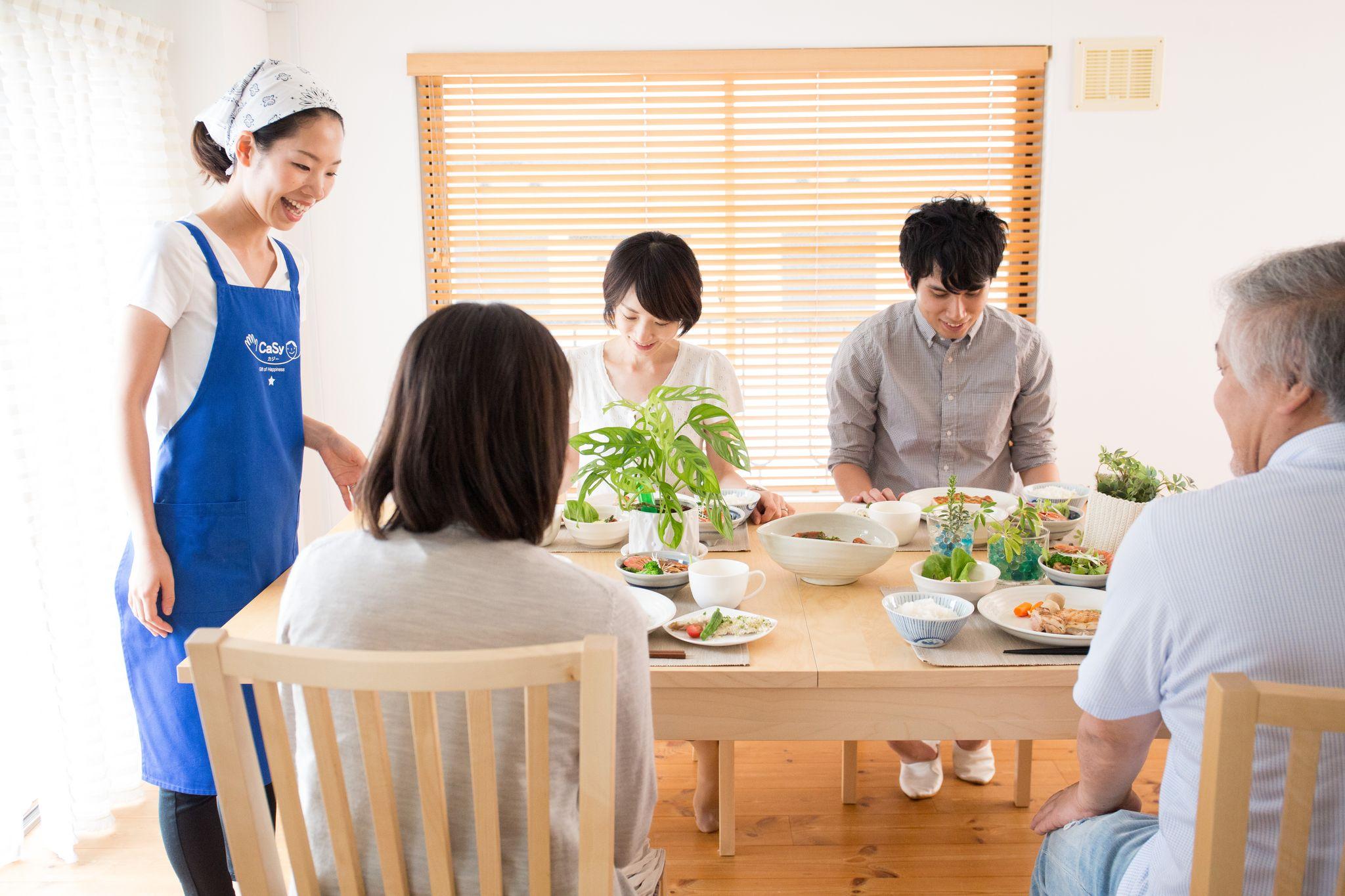 日本経済新聞でCaSyが紹介されました。