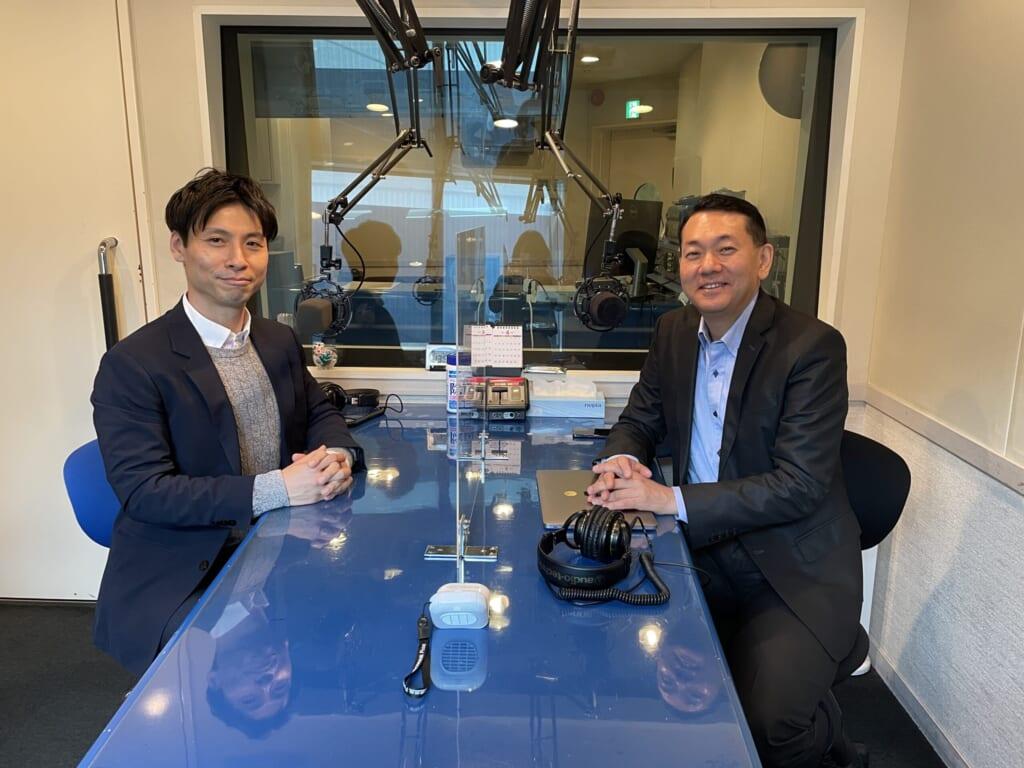 ラジオ日本「MarumaruLounge 丸々もとおの賢人会議」に、代表の加茂 雄一が出演しました