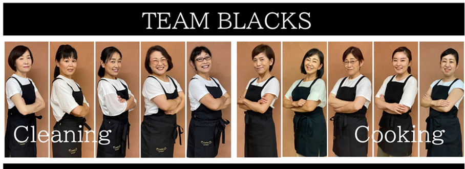 CaSy、家事代行スタッフ12000人から選抜の「TEAM BLACKS」結成!