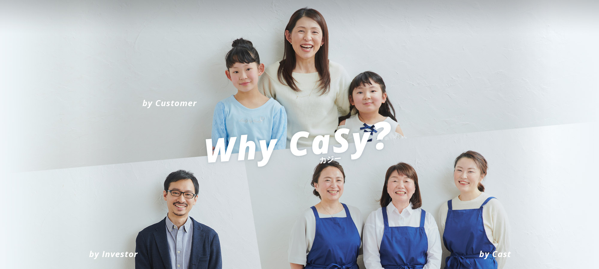 Why Casy?